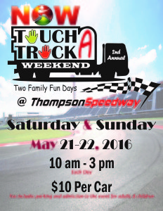 Updated Touch a Truck Flyer