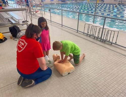 NOW & Hale YMCA Host Swimming Clinic for Children Ages 8 – 12 Years Old